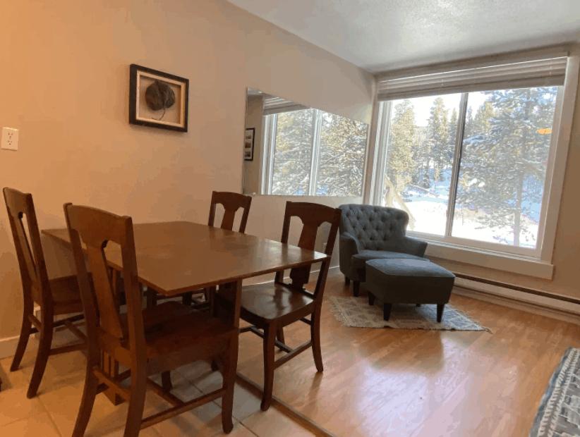 Emily Hill Condo Living Room